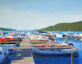 Cooperstown Boat Docks